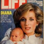 Vintage Life Cover Princess Diana