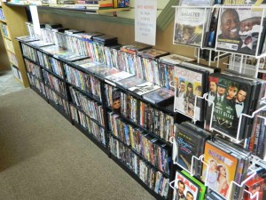 Huge collection of DVDs