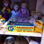 collectible dolls and other toys