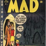 collectible old mad magazine